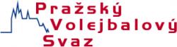 Logo - Pražský Volejbalový Svaz